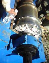 为河北客户维修LW380*1140卧式螺旋离心机