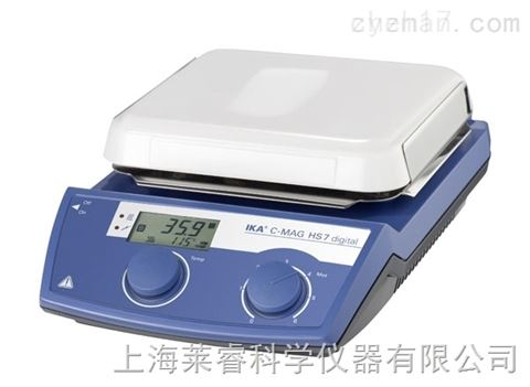 IKA C-MAG HS 10磁力搅拌器