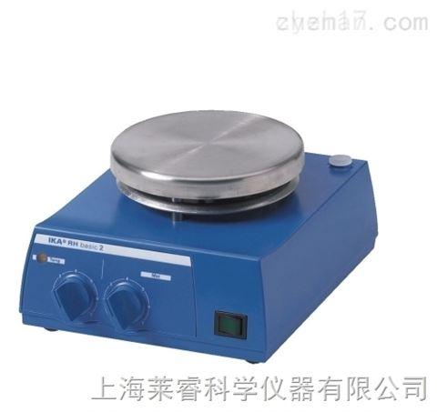 RH 基本型2经济型加热磁力搅拌器