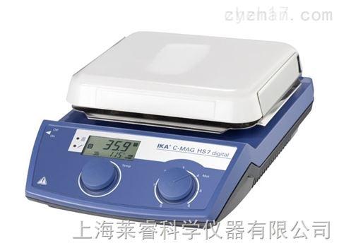 IKA C-MAG  HS7磁力搅拌器