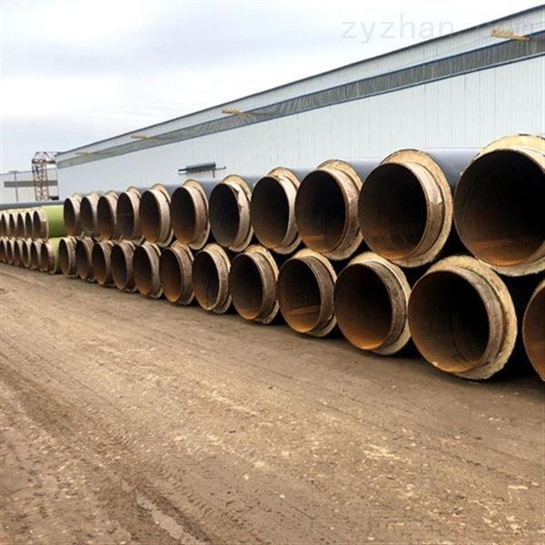管径426*8聚氨酯预制直埋式供水保温管