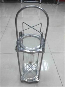 不锈钢笼有机玻璃采水器
