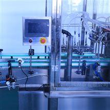HCL20-70全自動六頭直線式液體灌裝機