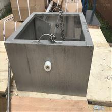 污水處理提籃式格柵機手動電動式