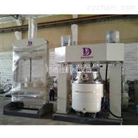 QF5-5000L陕西600升强力分散机 中性耐候胶生产设备