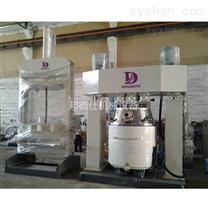 陕西600升强力分散机 中性耐候胶生产设备
