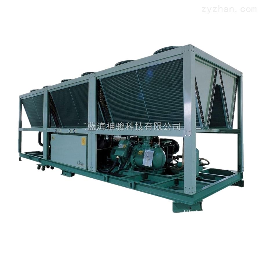 低温冷热能空气源热泵机组