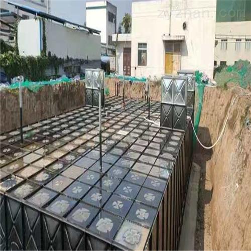淮北地埋式消防一体化泵站