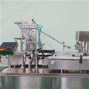 60ml四头大容量口服液灌装生产线