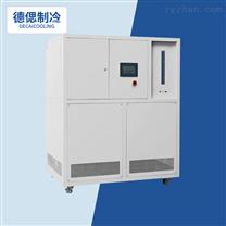 水冷式低溫冷水機出現低壓故障的原因