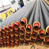 高密度聚乙烯预制直埋式外护保温管道