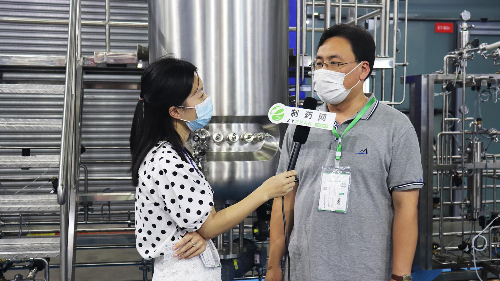 专访上海百仑生物科技副总经理尹纪臣