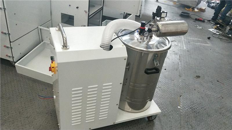 现货:小型高压吸尘器 移动式工业吸尘器 工厂车间地面粉尘吸尘器 强力高压真空吸尘器示例图5