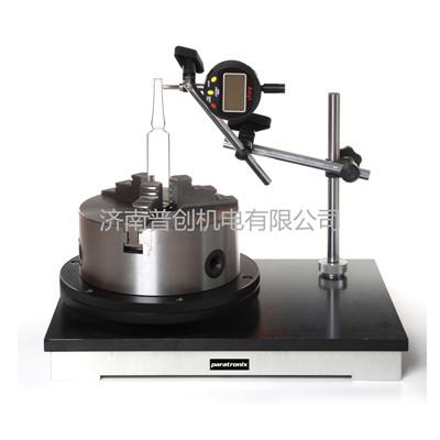 PET瓶垂直轴偏差测定仪 垂直度偏差测量仪