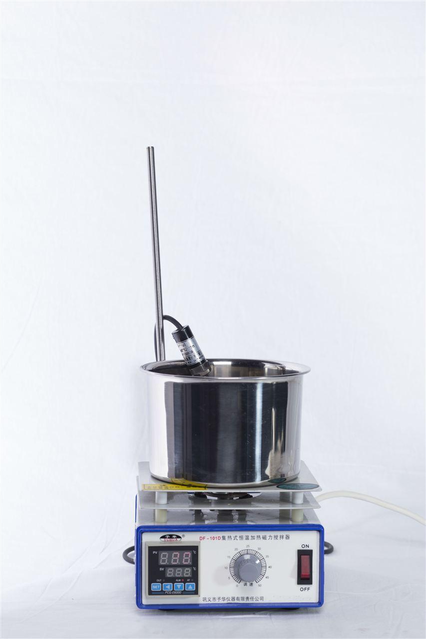 DF-101D集热式恒温磁力搅拌器
